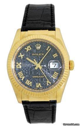 Rolex Jubilee Datejust