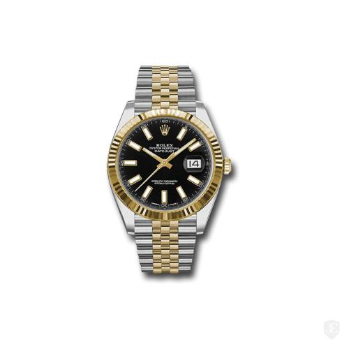 Rolex Oyster Perpetual Datejust Mens Automatic Watch