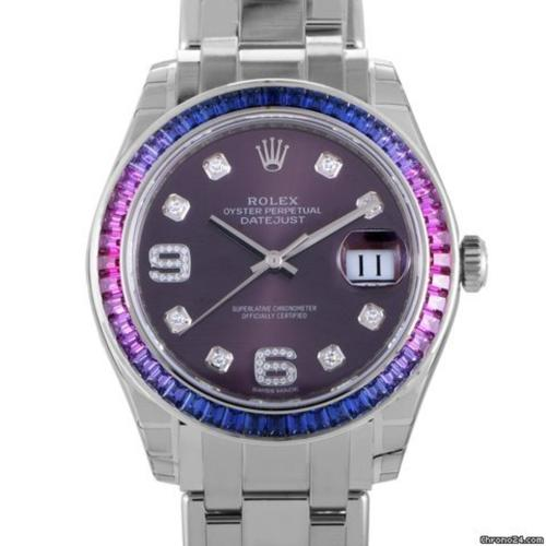 Rolex Oyster Perpetual Datejust Pearlmaster 39 Womens