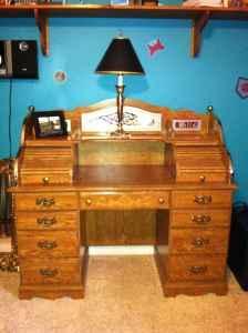 Roll Top Desk Herrick Il For Sale In Decatur Illinois Classified