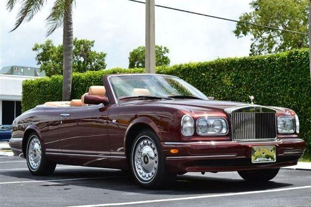 rolls royce corniche for sale in pompano beach florida classified. Black Bedroom Furniture Sets. Home Design Ideas