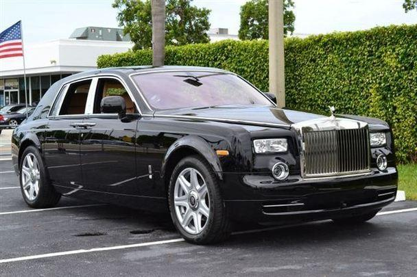 rolls royce phantom for sale in pompano beach florida classified. Black Bedroom Furniture Sets. Home Design Ideas