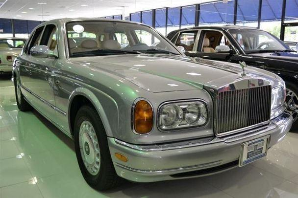 rolls royce silver seraph for sale in pompano beach florida classified. Black Bedroom Furniture Sets. Home Design Ideas
