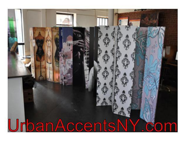 Room Divider Folding Floor Screen Privacy Panel