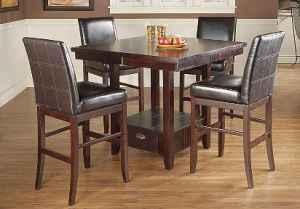 Rooms To Go Marsden 7 Piece Pedestal Dining Room Set James Island For Sal