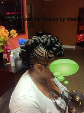 Roots African Hair Braiding Best In Town Up To Off With