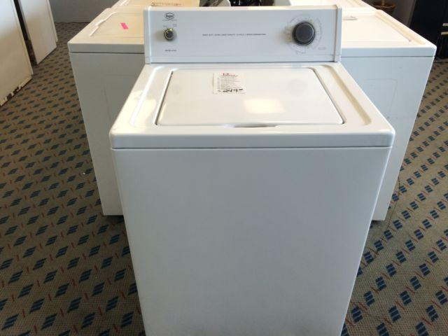 roper washer machine