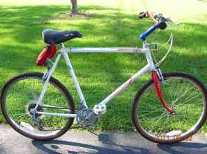 Ross Hi Tech Men S 10 Speed Bike Nazareth For Sale In