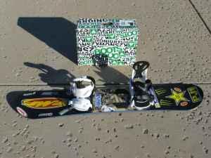Hookups snowboards packages