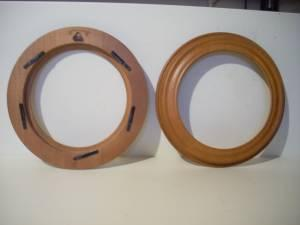 round wood frames for collector plates oshkosh for sale in