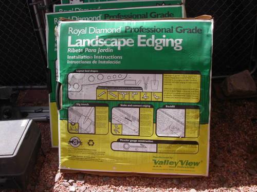 Royal Diamond Professional Grade Landscape Edging For Sale