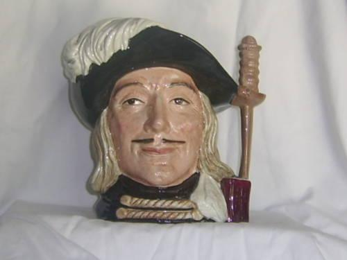 Royal Doulton 'THREE MUSKETEERS'