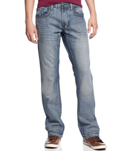 Royal Premium Denim Pants, Waiter Slim Straight Fit