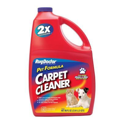 help Rug Doctor Platinum Pure for Pets Deep Down Carpet Cleaner, oz bottle; There's hope for your carpets thanks to the Rug Doctor Platinum Pure for Pets Deep Down Carpet Cleaner. Because life with pets comes with the inevitable mess or accident, this cleaner is specifically formulated to makes cleanups easier, and get your home back to smelling great!