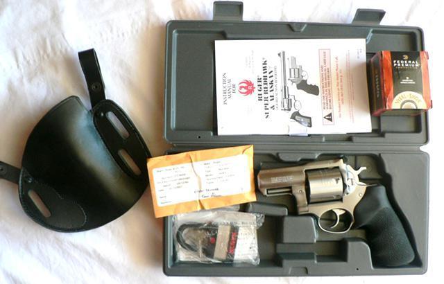 RUGER ALASKAN 45 Colt/454 Casull