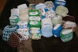 Rump a rooz cloth Diapers - $500 (OBO Littleton)
