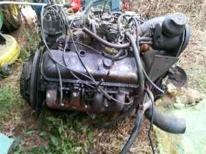 Running 366 Big Block Chevy - $250 virgilina, va