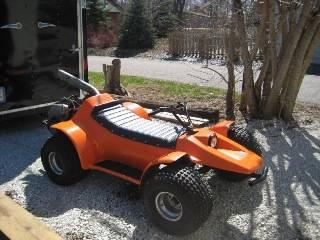 Rupp Go-Joe, 4 Wheeler 1972-73