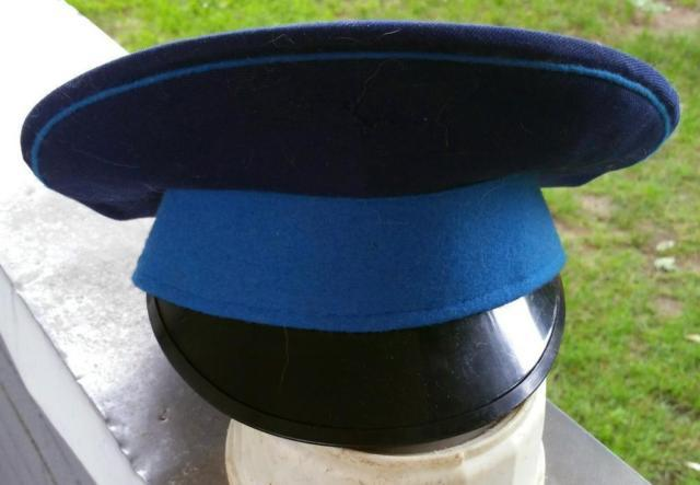 Russian Military Hat - Air Force