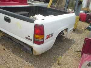 RUST FREE TRUCK PARTS - $850 (CENTRAL, WI)