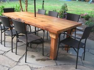 Rustic Custom Outdoor Picnic Tables Sale Or Wedding Party Rentals For Sale In Philadelphia