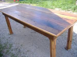 Rustic Farm Table Bedford Indiana For Sale In Bloomington Indiana Classified