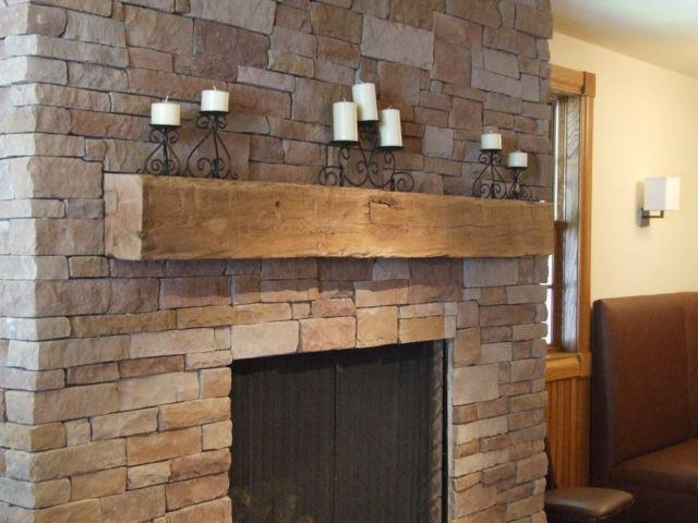 Rustic Fireplace Mantels Recycled Wood Mantles Reclaimed