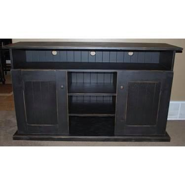 rustic handmade tv stand for sale in riverton utah classified. Black Bedroom Furniture Sets. Home Design Ideas