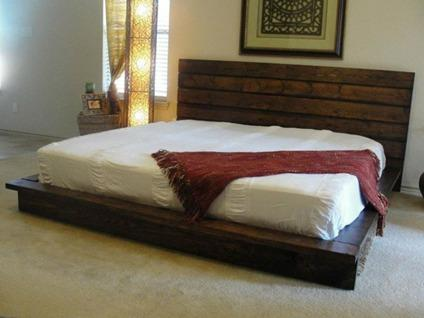 Rustic platform bed for sale in fort worth texas - Rustic bedroom furniture for sale ...
