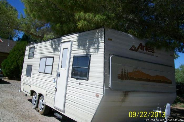 Rv 1986 Aljo Aries 22 Travel Trailer For Sale In Las Vegas Nevada Classified Americanlisted Com