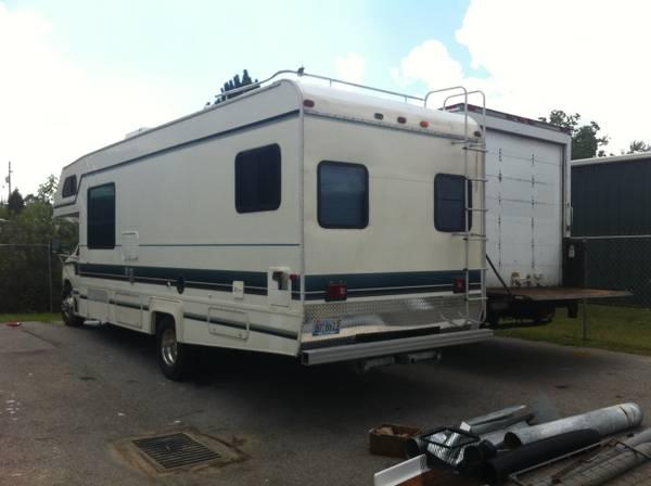 Rv 1992 rockwood camper ford 8 cyclinder for sale in for Rockwood homes