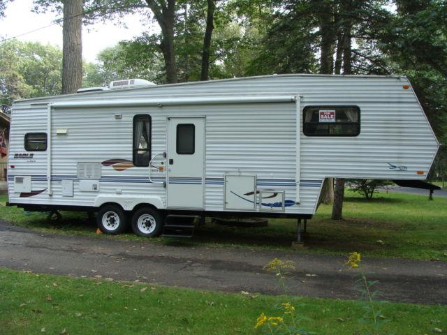 RV Camper Trailer Jayco Eagle 293 Year 2000 - $7200
