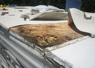 rv roof repair - Rv Rubber Roof Repair