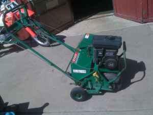 RYAN PLUGGER 3.5 hp briggs works great BISHOP'S - (Perry ...