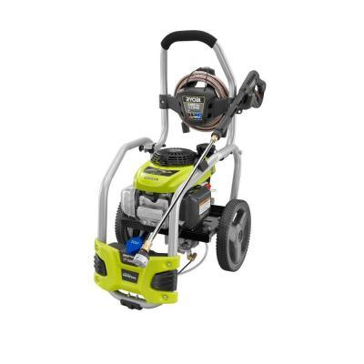 Ryobi 3100 Psi 2 5 Gpm Honda Engine Gas Pressure Washer