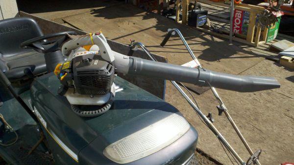 ryobi handheld leaf blower  mendon  ma  for sale in