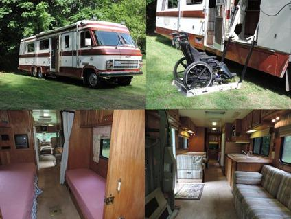 S 1988 elite deluxe handicapped 8 for sale in for Handicap mobile homes for sale