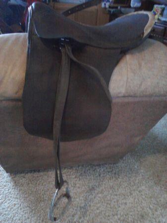Saddle-English - $100 (Brainerd,MN)