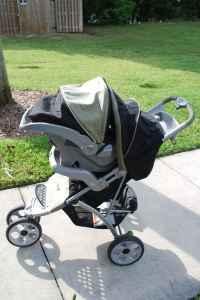 safety 1st infant car seat stroller combo bradenton east for sale in sarasota florida. Black Bedroom Furniture Sets. Home Design Ideas