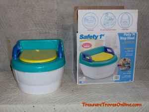 Safety 1st Potty N Step Stool West Olive Mi For Sale