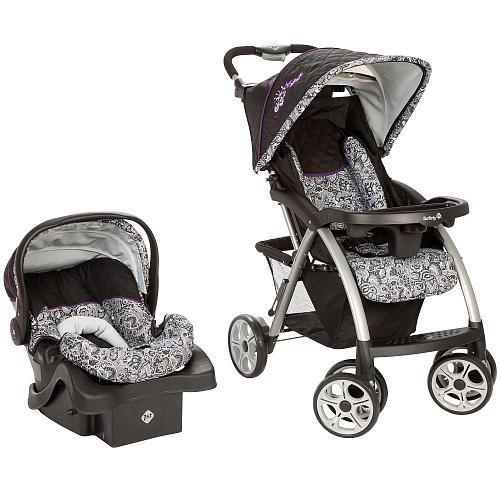 safety 1st rendezvous deluxe travel system stroller capri for sale in buckland connecticut. Black Bedroom Furniture Sets. Home Design Ideas