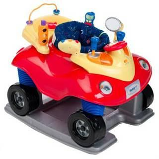 Safety First Rockin Jitterbuggy Exersaucer Jumperoo For