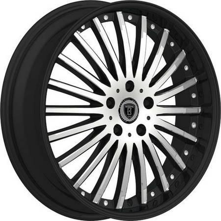 sale 20 39 39 inch black rims tires packages for sale in sacramento delaware classified. Black Bedroom Furniture Sets. Home Design Ideas