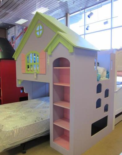 Sale Doll House Or Fire House Kids Bed Lifestyle