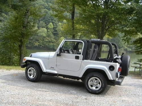 SALE OR TRADE!! 2003 Jeep Wrangler Freedom Edition for ...