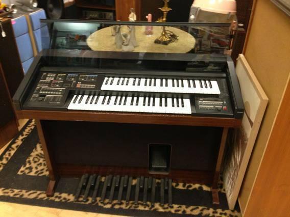 SALE Yamaha Electone HE-8W electric Piano Organ Professional Grade - $150