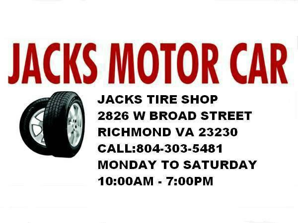 Sales Used Tires All R14 R15 R16 R17 R18 Mount Balance Included