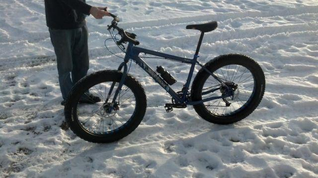 Salsa Mukluk Fat Tire Bike