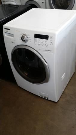 Samsung 3 9c F Washer Front Load Steam Nsf Vrt War Del Ins For Sale In Santa Ana California Classified Americanlisted Com
