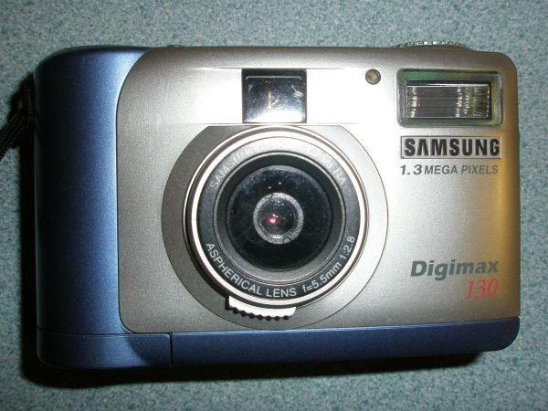 Samsung Digimax 130 Digital Camera - $25 (Rockford)